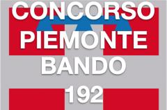 Concorso Piemonte 70 Istruttori attività amministrativa.